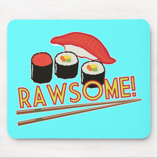 Rawsome! Mouse Pad