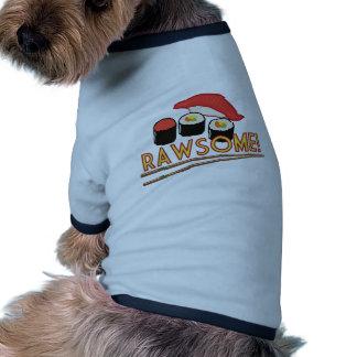 ¡Rawsome! Camiseta De Perrito