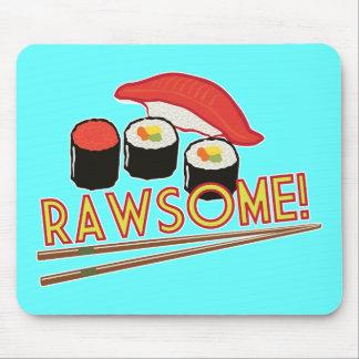 ¡Rawsome! Tapete De Ratón