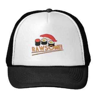 Rawsome! Trucker Hat