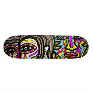 """""""Rawson"""" Skateboard Deck"""