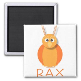 RAX PLAIN FRIDGE MAGNET