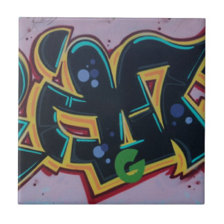 Ray 5 azulejo cuadrado pequeño