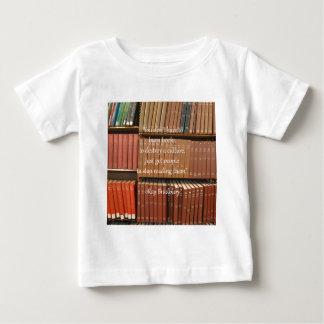 Ray Bradbury Quotation about Books T Shirt