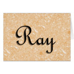 Ray Cards