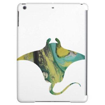 Beach Themed Ray Case For iPad Air