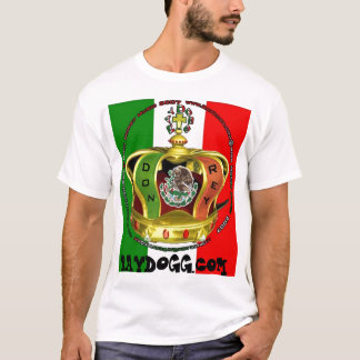 RAY DOGG MEX FLAG TOP