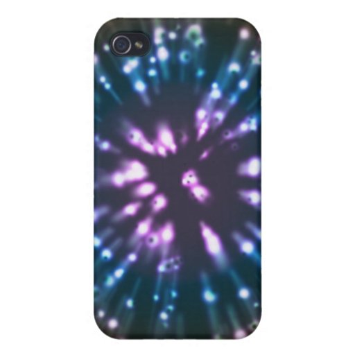 Ray Dot iPhone Case iPhone 4/4S Cases