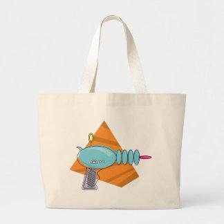 Ray Gun Canvas Bag