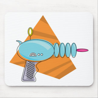 Ray Gun Mouse Pads