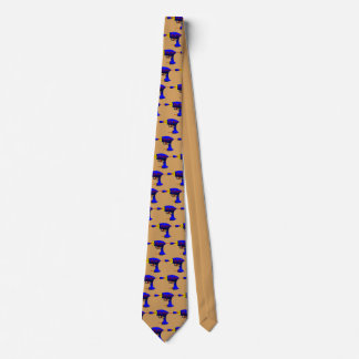 Ray Gun neck tie