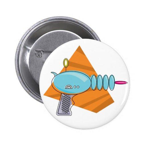 Ray Gun Pin