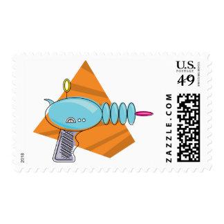 Ray Gun Stamp