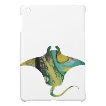 Beach Themed Ray iPad Mini Cases