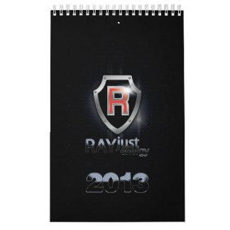 Ray Just Energy Calendar