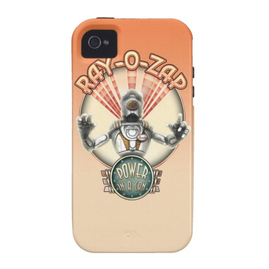 Ray-O-Zap iPhone 4 Case (Casemate)