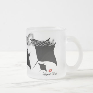 Ray of Blanket - to save our oceans Coffee Mugs