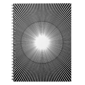 Ray of Light Notebook