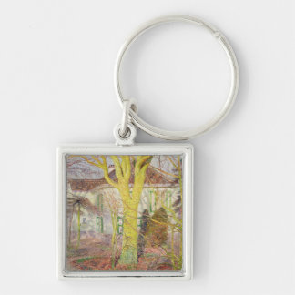 Ray of Sunlight or, Zonneschijn, April 1899 Keychain