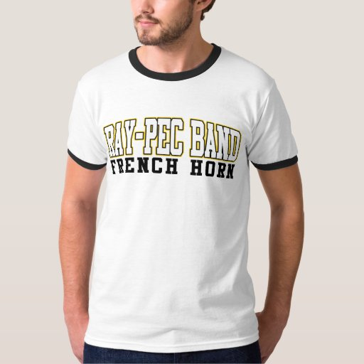 Ray-Pec Band French Horn Shirt