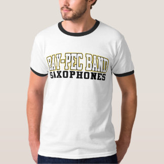 Ray-Pec Band Saxophones Shirt