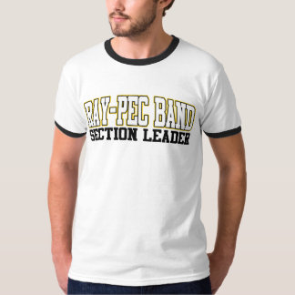 Ray-Pec Band Section Leader Shirt
