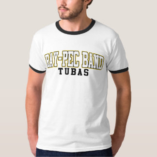 Ray-Pec Band Tubas Shirt