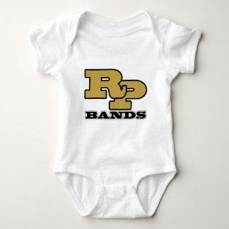 Ray-Pec Bands RP Logo Infant Creeper