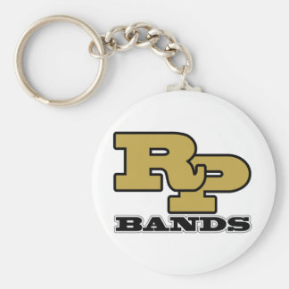 Ray-Pec Bands RP Logo Keychain