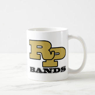 Ray-Pec Bands RP Logo Classic White Coffee Mug