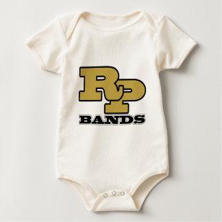 Ray-Pec Bands RP Logo Romper