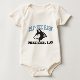 Ray-Pec East Middle School Band Romper