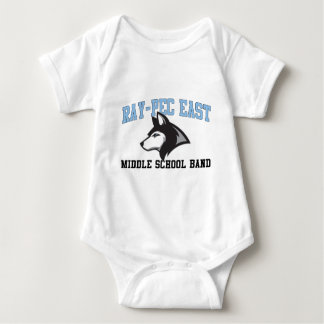 Ray-Pec East Middle School Band Shirt