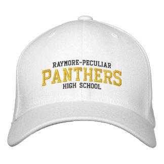 Ray-Pec Panthers Hat Embroidered Hats