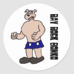 Ray Rock Bonko stickers