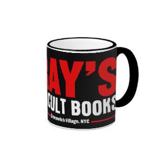 Ray s Occult Book Shop Coffee Mug