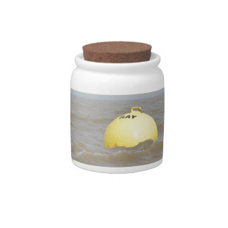 Ray Sands Buoy Candy Jars