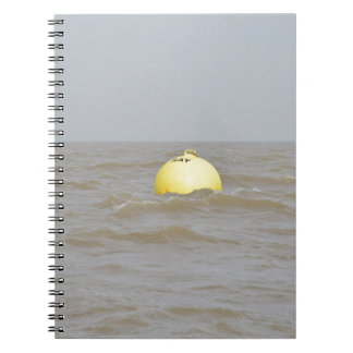 Ray Sands Buoy Spiral Notebooks