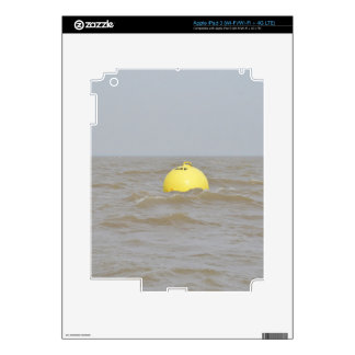 Ray Sands Buoy Decal For iPad 3