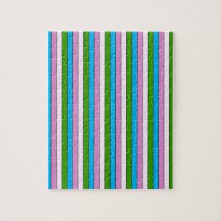 raya alegre, verde puzzles con fotos