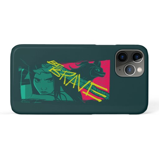 Raya and the Last Dragon - Be Brave iPhone 11 Pro Case