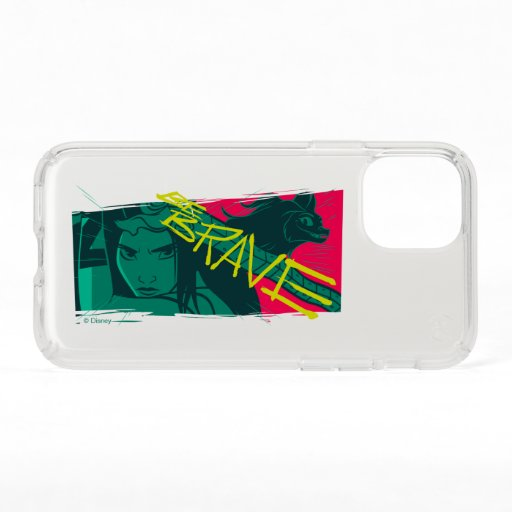 Raya and the Last Dragon - Be Brave Speck iPhone 11 Pro Case