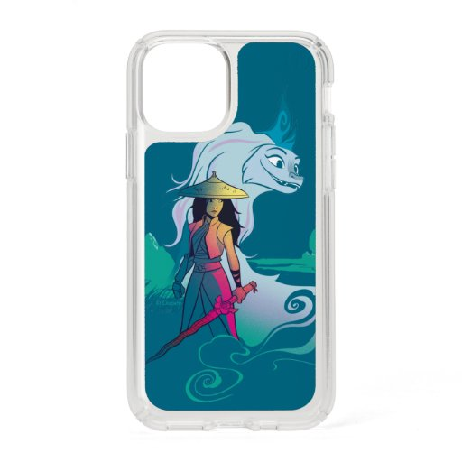Raya and the Last Dragon Color Pop Speck iPhone 11 Pro Case