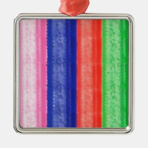Raya ARTÍSTICA del arco iris Ornato