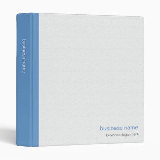Raya azul simple moderna elegante llana en blanco