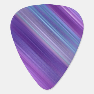 Raya coloreada multi plumilla de guitarra