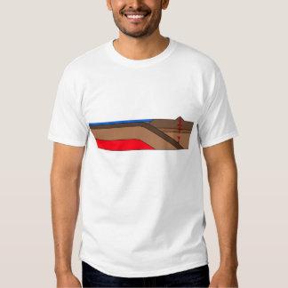 Raya de la subducción camisas