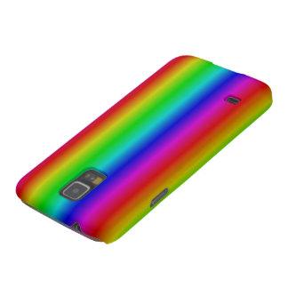 raya del arco iris fundas para galaxy s5