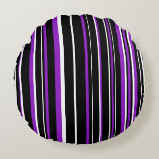 Raya negra, púrpura, y blanca adaptable