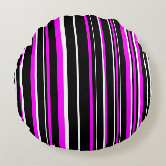 Raya negra, rosada, y blanca adaptable